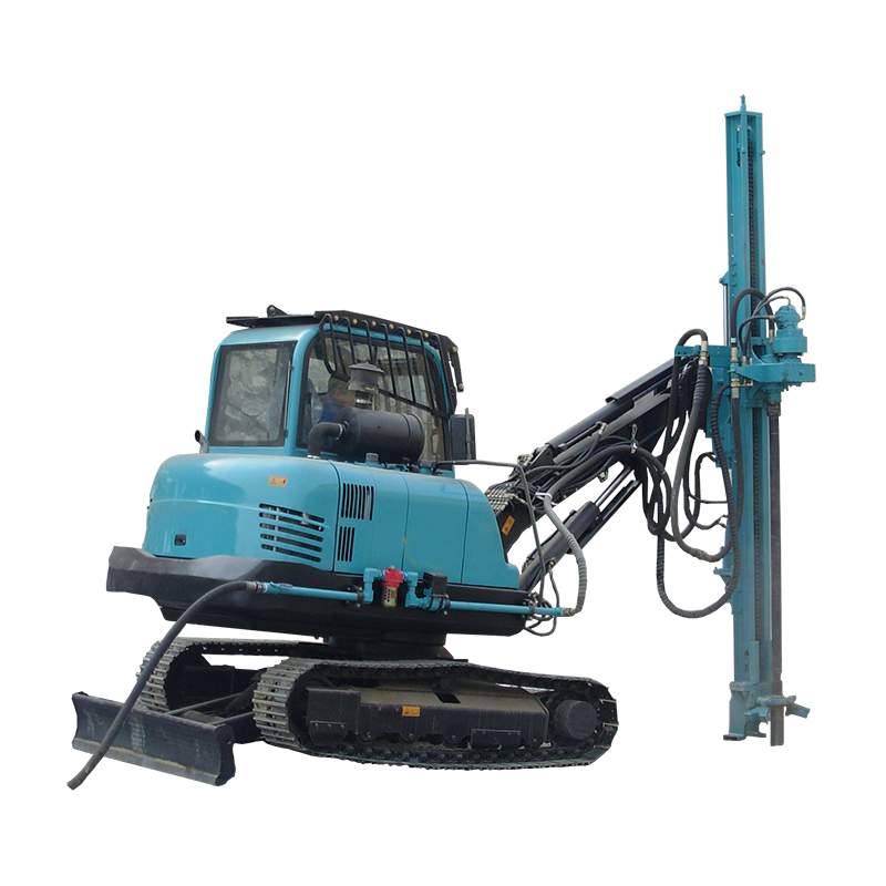 GL120YW Multifunctional Drilling Rig