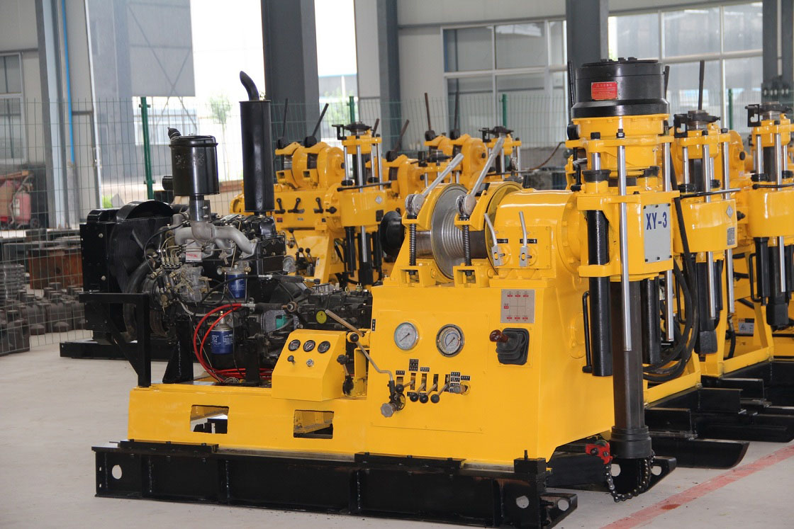 XY-3 Core Drilling Rig