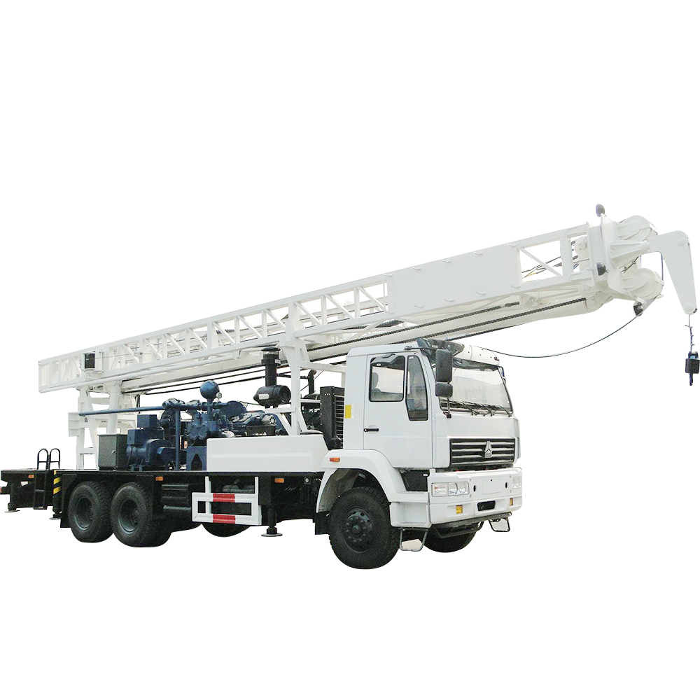 Truck Water Well Drill Rig