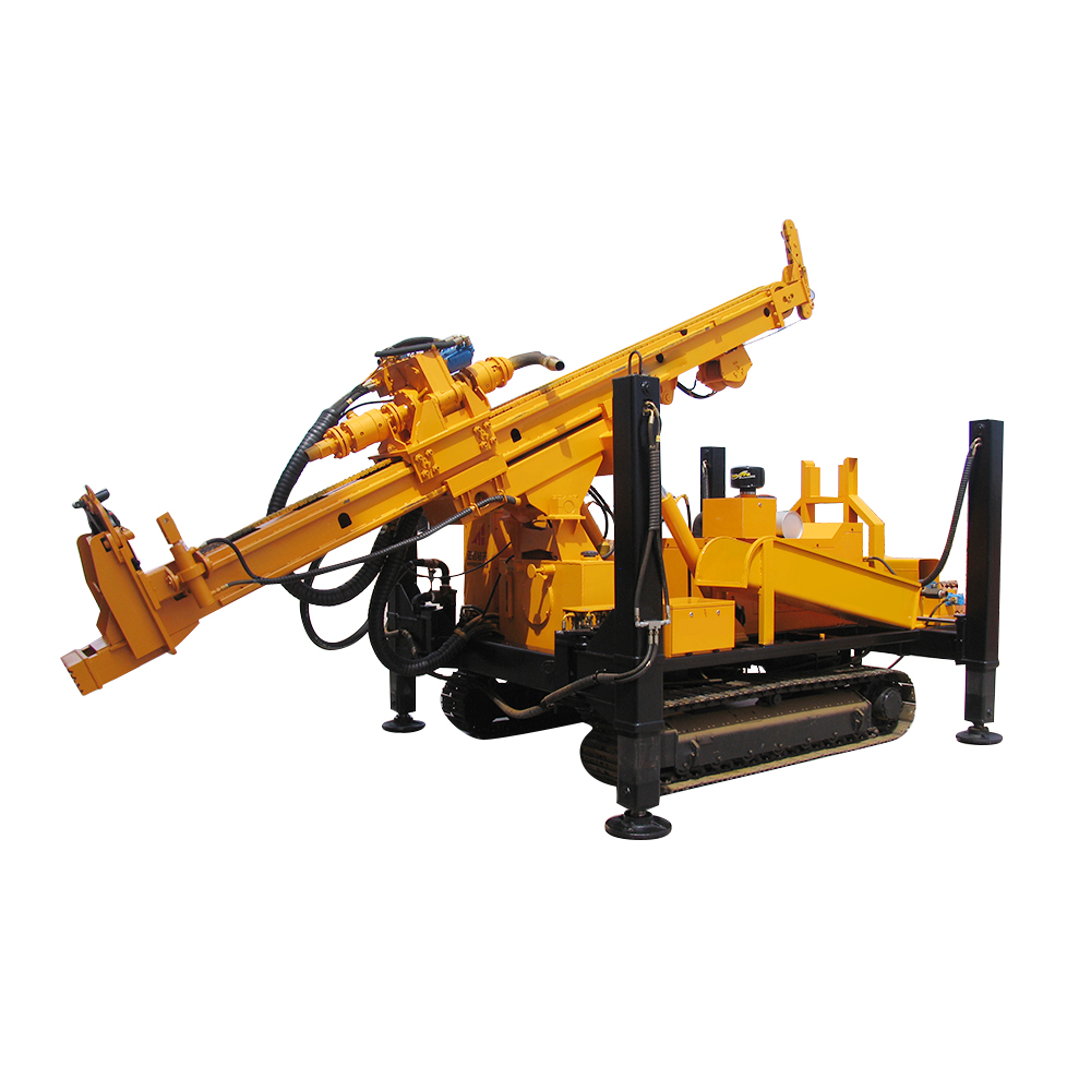 Crawler Water Well Drill Rig