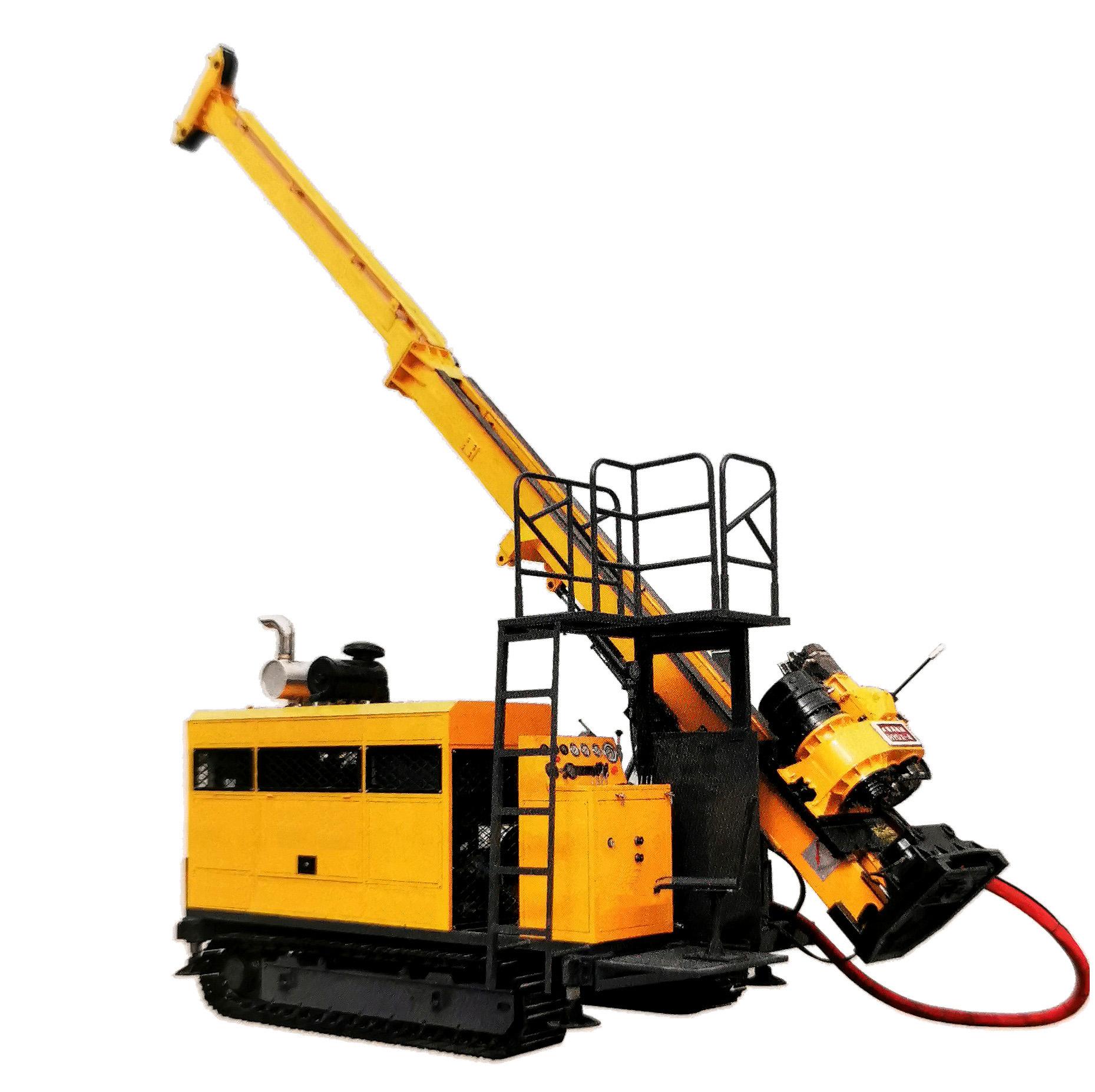 Full Hydraulic Core Drill Rig