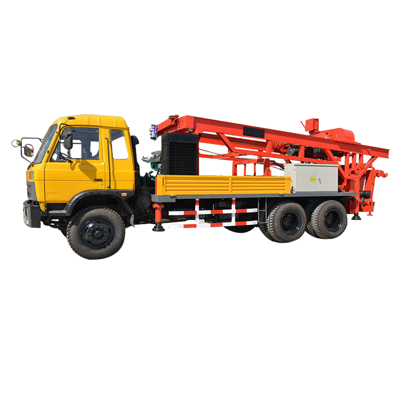 RC and Direct Drill Rig
