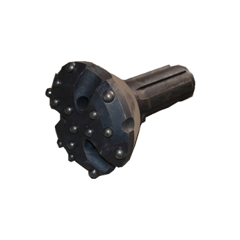 Bits for Low Pressure DTH Hammers