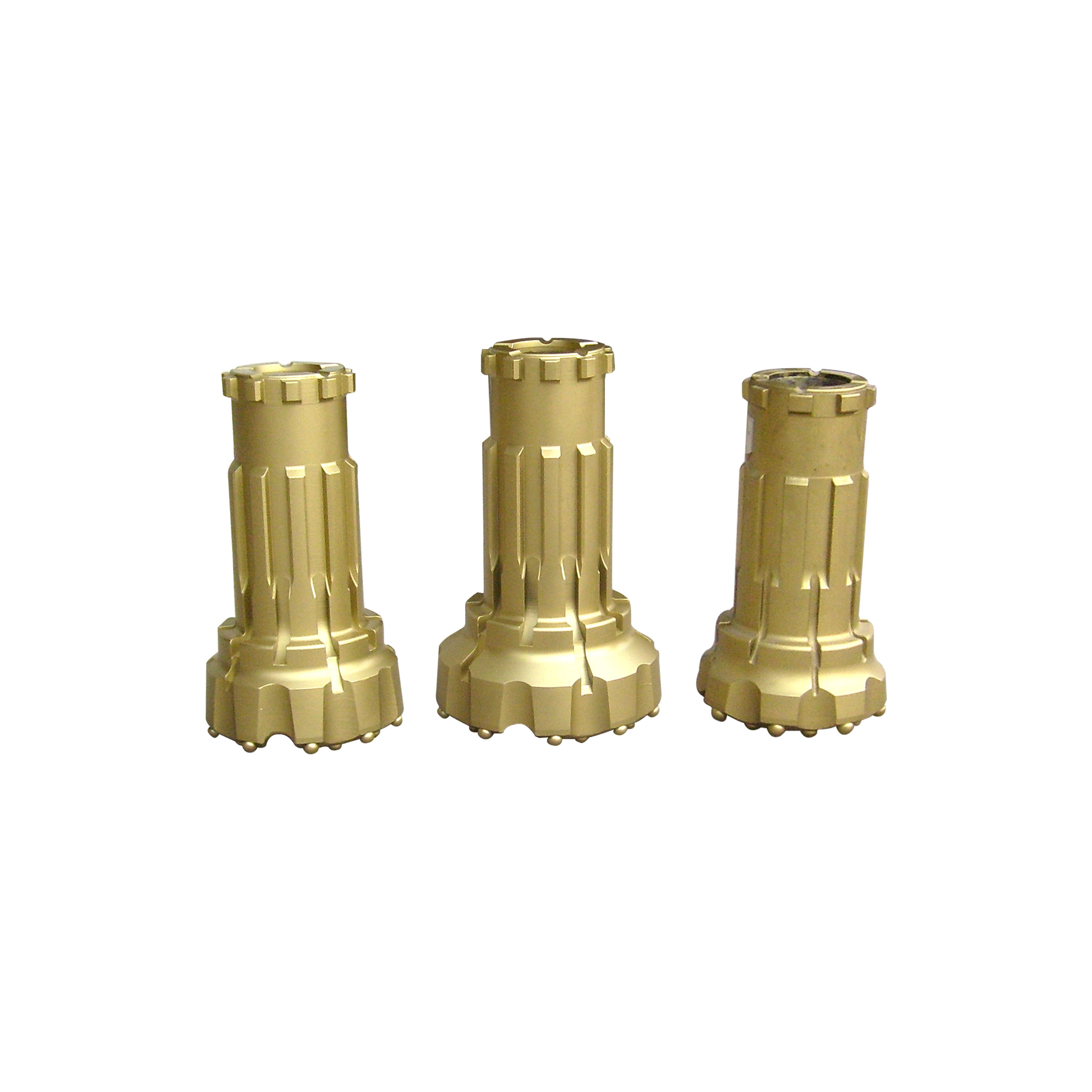Bits for Reverse circulation DTH Hammers