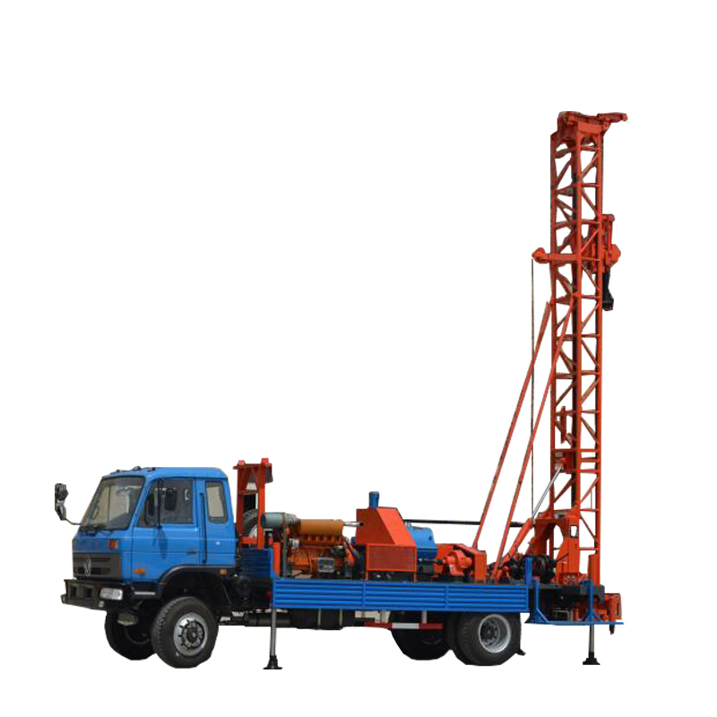 GL-Ⅲ Truck Mounted Drilling Rig