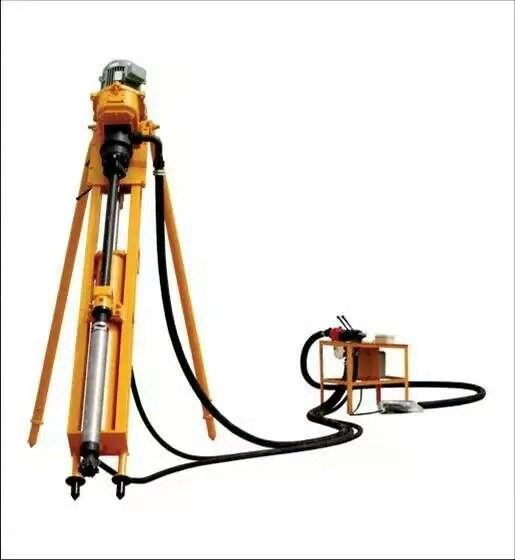 100B(D) Light DTH Drill Rig