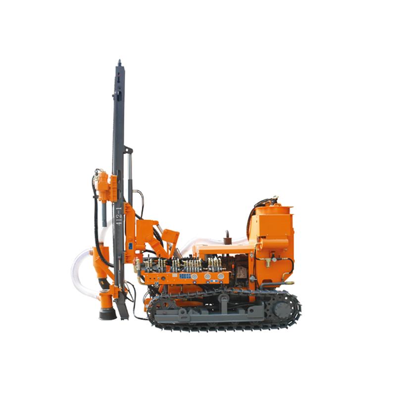 GL-412 DTH Drill Rig